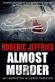 Almost Murder - Roderic Jeffries