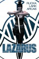 Lazarus Book 1 - Santiago Arcas, Greg Rucka, Michael Lark