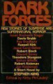 Dark Forces: New Stories of Suspense and Supernatural Horror - Stephen King