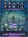 Grave Peril - James Marsters, Jim Butcher