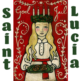 16 - St. Lucia's Day