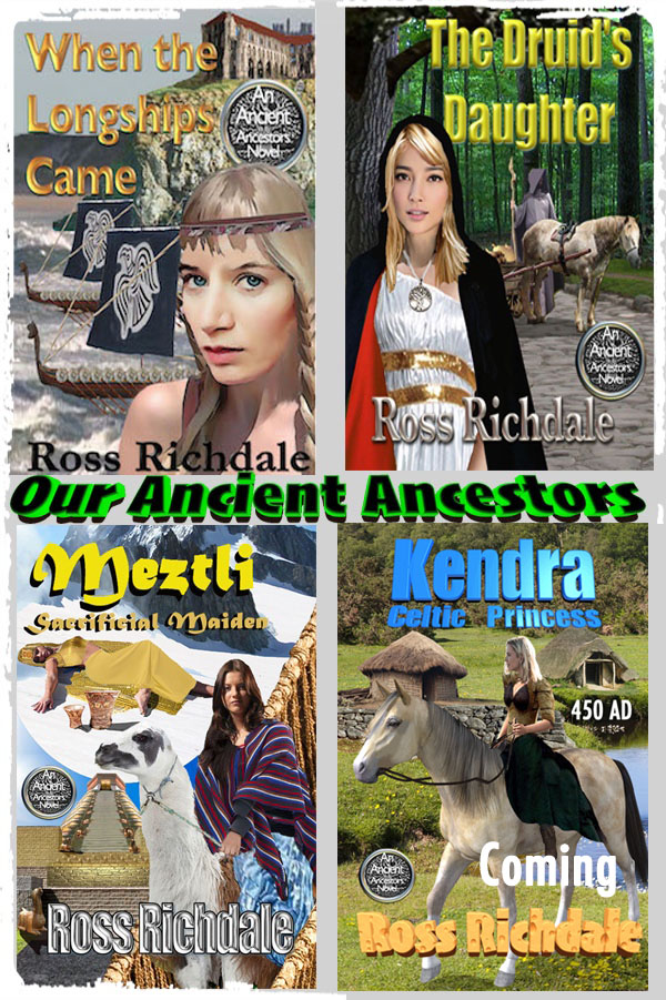 Our Ancient Ancestors Series