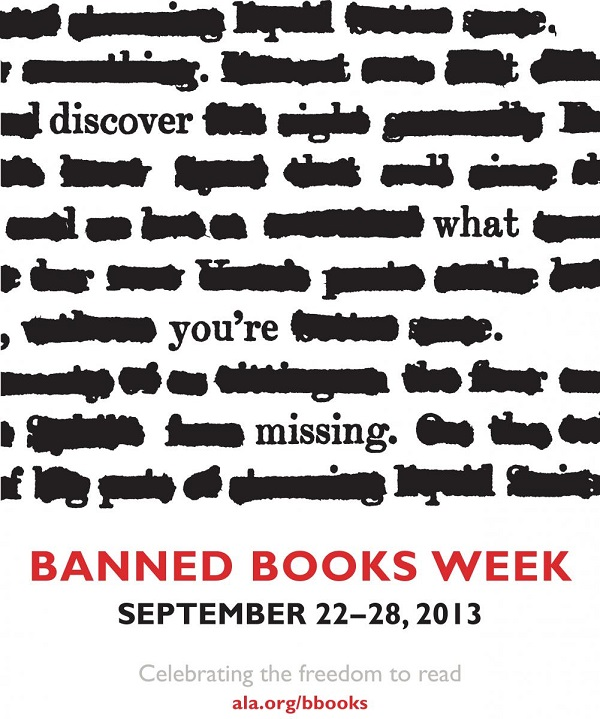 ... have you read a banned book yet?