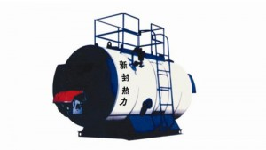 Henan Morgan Horizontal fuel oil (gas) boiler