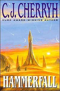 Cover of C. J. Cherrhy's Hammerfall