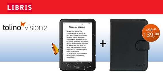 czytniki Tolino w holenderskiej księgarni Libris