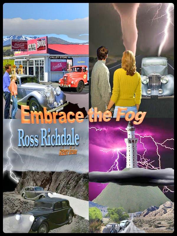 Our Latest Sci/Fi Novel