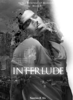"""Interlude"" fanmade book cover"