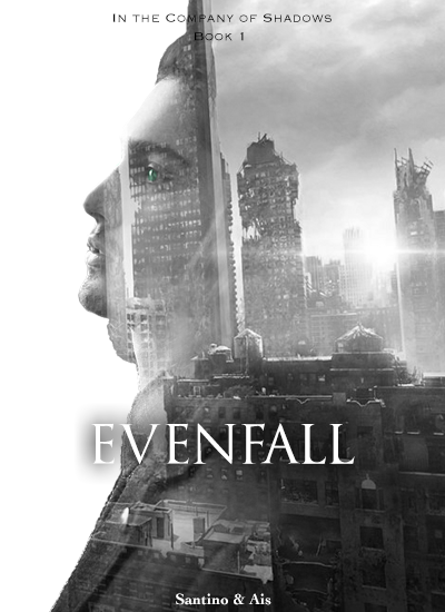 """Evenfall"" fanmade book cover"