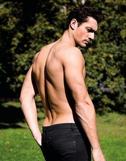 The Back of Gandy #2