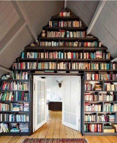 READING NOOK FOR THE BOOK LOVERS IN US !