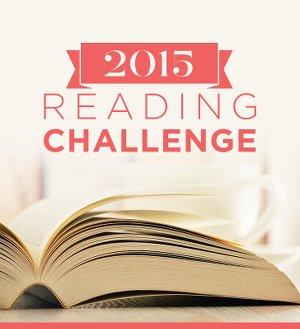 2015 Reading Challenge by PopSugar