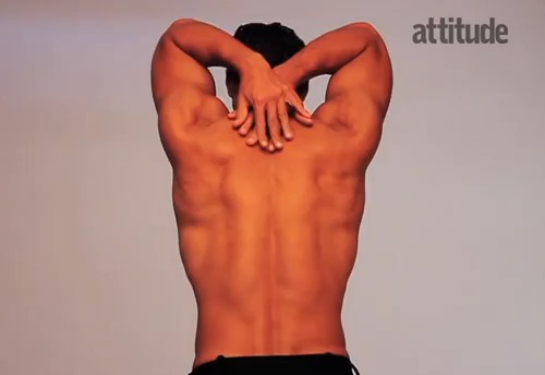 The Back of Gandy #7