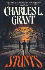 hardcover image stunts by charles l grant