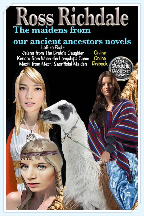 Ancient Ancestors Novels