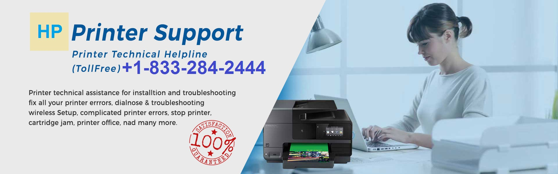 Printer Support Number USA