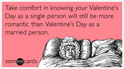 Have yourself a merry little Valentine's Day :D