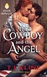 The Cowboy and the Angel (Rodeo #2) by T.J. Kline