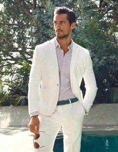 White Suit Gandy #5