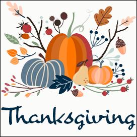 11 - Thanksgiving