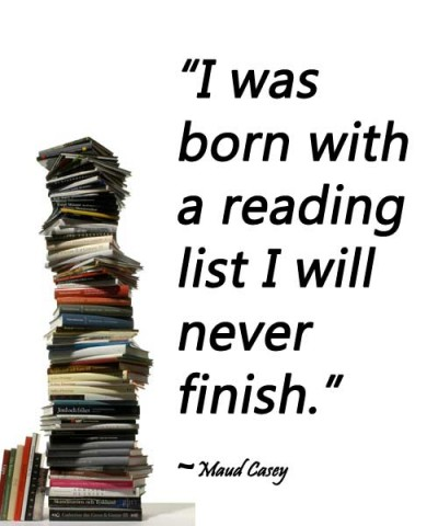 Another quote for BOOK LOVERS!