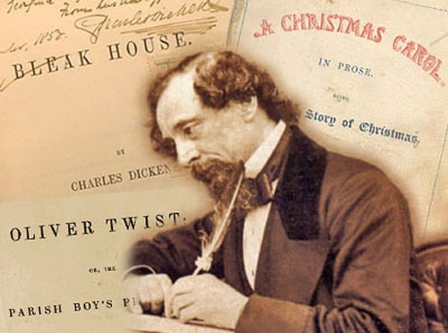 I think I have a Dickens addiction.  I am reading other books for my book club, but all I can really think about is which Dickens to read next.