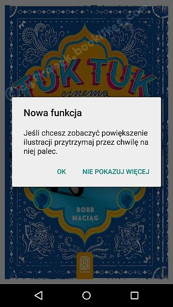 YotaPhone 2 - aplikacja ebookpoint.pl
