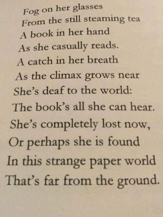 Very accurate description of a reader