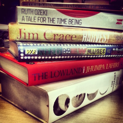 Finaliści The Man Booker Prize 2013