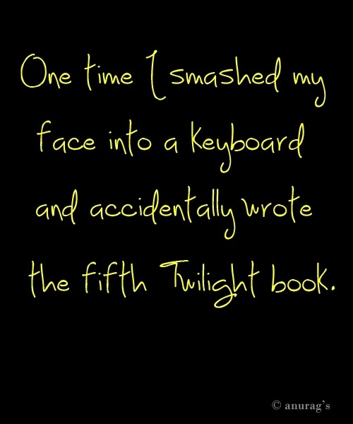 HILARIOUS...Even For Ex-Twihards!