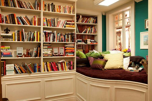 Who wants a reading Nook likes this ?