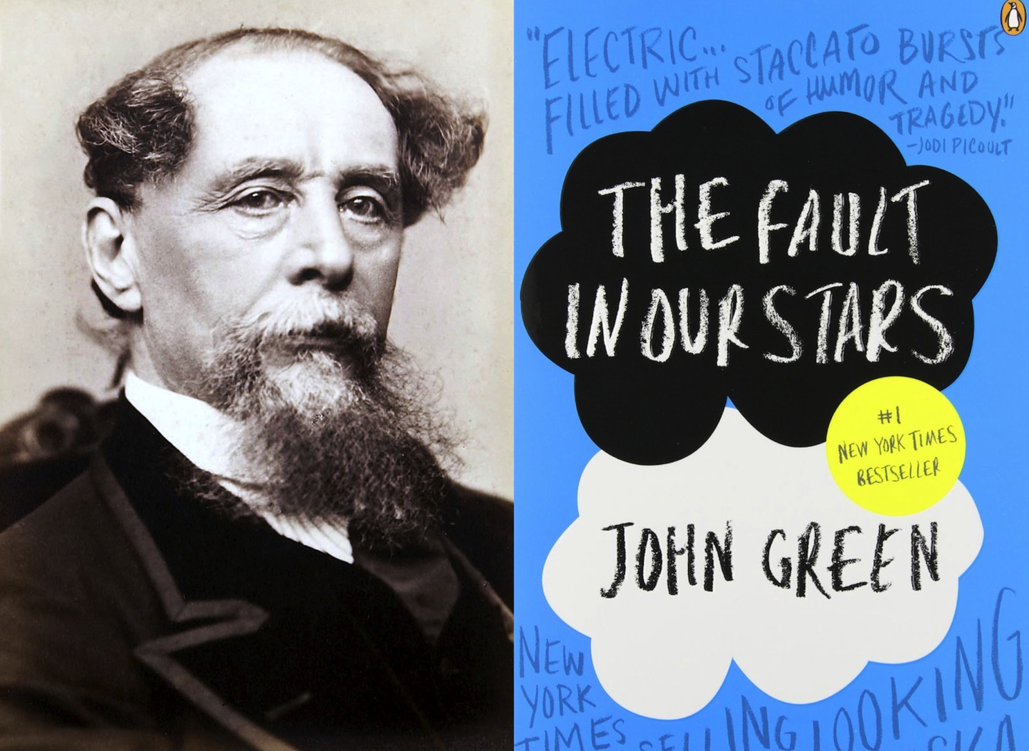 charles dickens reviews the fault in our stars bookivorous