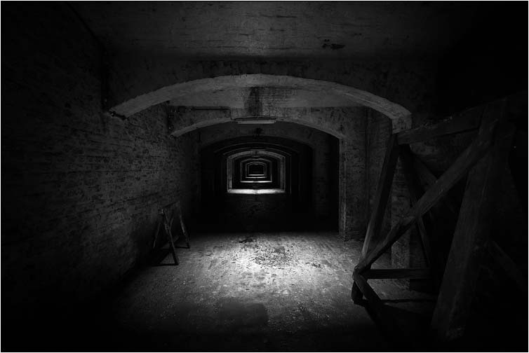 Scary Dark Place Dark Places #33...