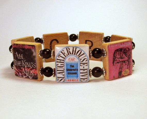 Banned Book Bracelet