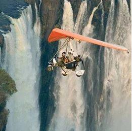 Enjoy Victoria Falls Flight of Angels