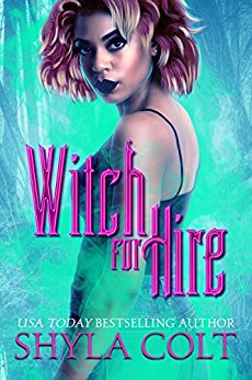 Shyla Colt's Upcoming Urban Fantasy