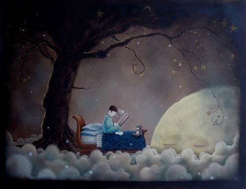 Good night and good reading!