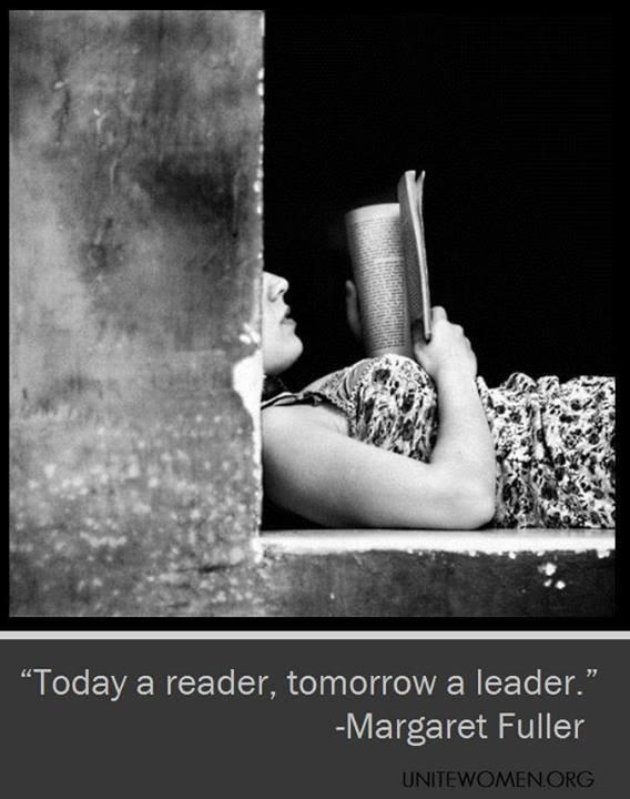 Leaders are readers!