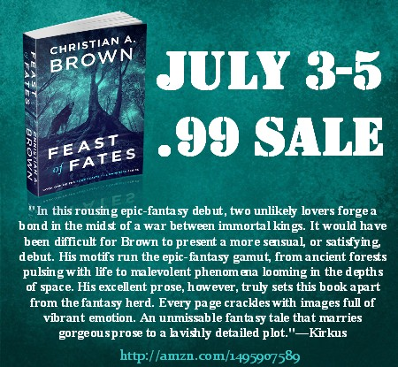On Sale for .99  http://amzn.com/B00NMFX03Y