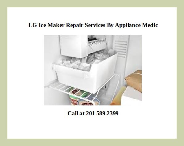 LG Ice Maker Repair Services | Appliance Repair