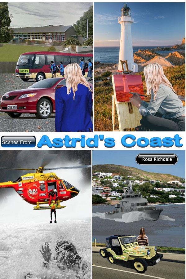 Astrid's Coast