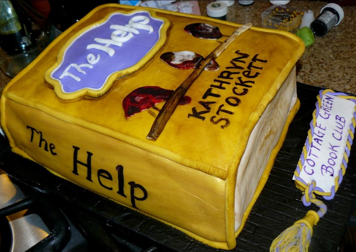 The Help cake