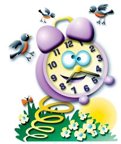 Did you remember to set your clocks ahead ?