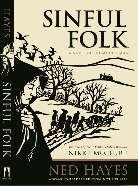 Sinful folk Novel Cover