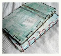 Handmade ereader cover