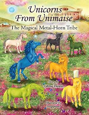 Unicorns From Unimaise - Magical Metal-Horned Tribe
