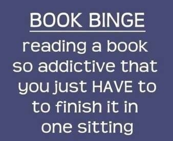 The best kind of binge!