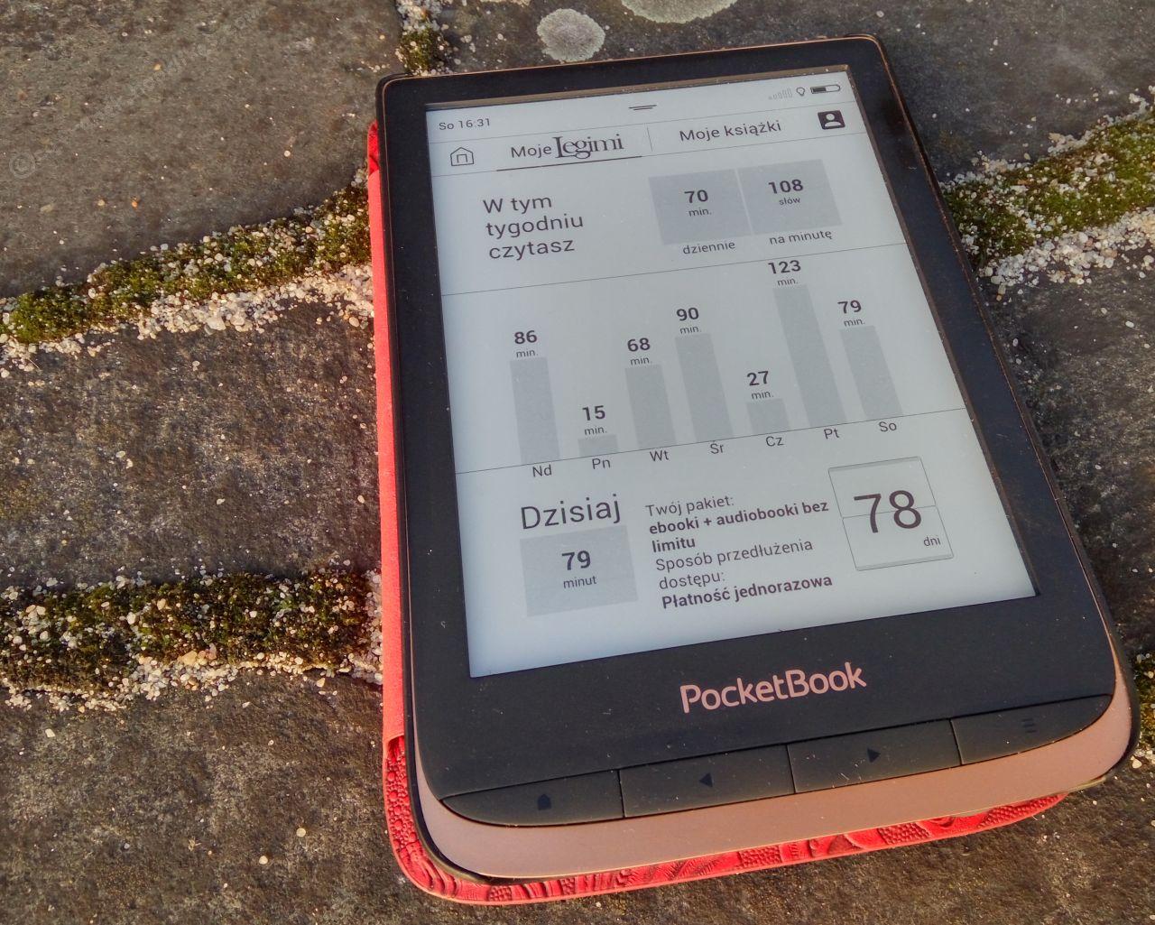 Pocketbook Touch Hd 3 Już Obsługuje Wypożyczalnię Legimi