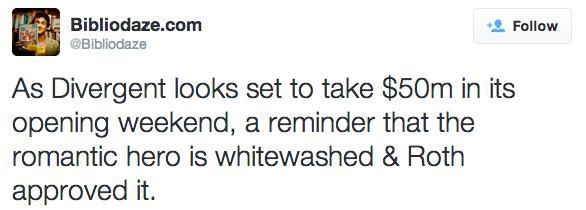 white wash Divergent