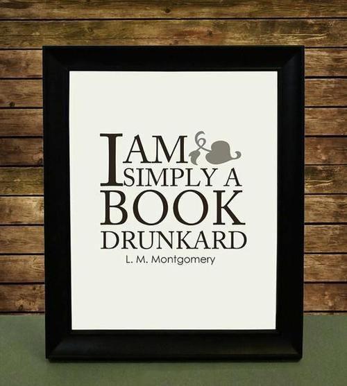 Book Drunkard!